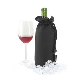 Chladící obal na víno - černý